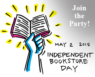 Indie Bookstore Day!