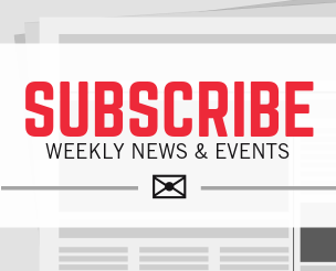 Subscribe to our News & Events