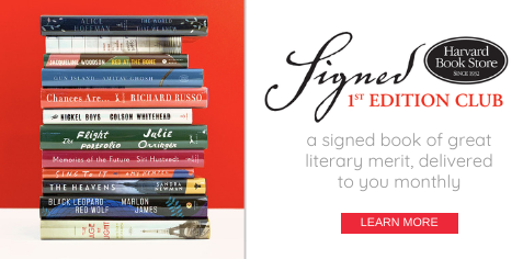 Learn more about our Signed First Edition Club