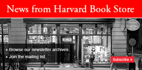 News from Harvard Book Store